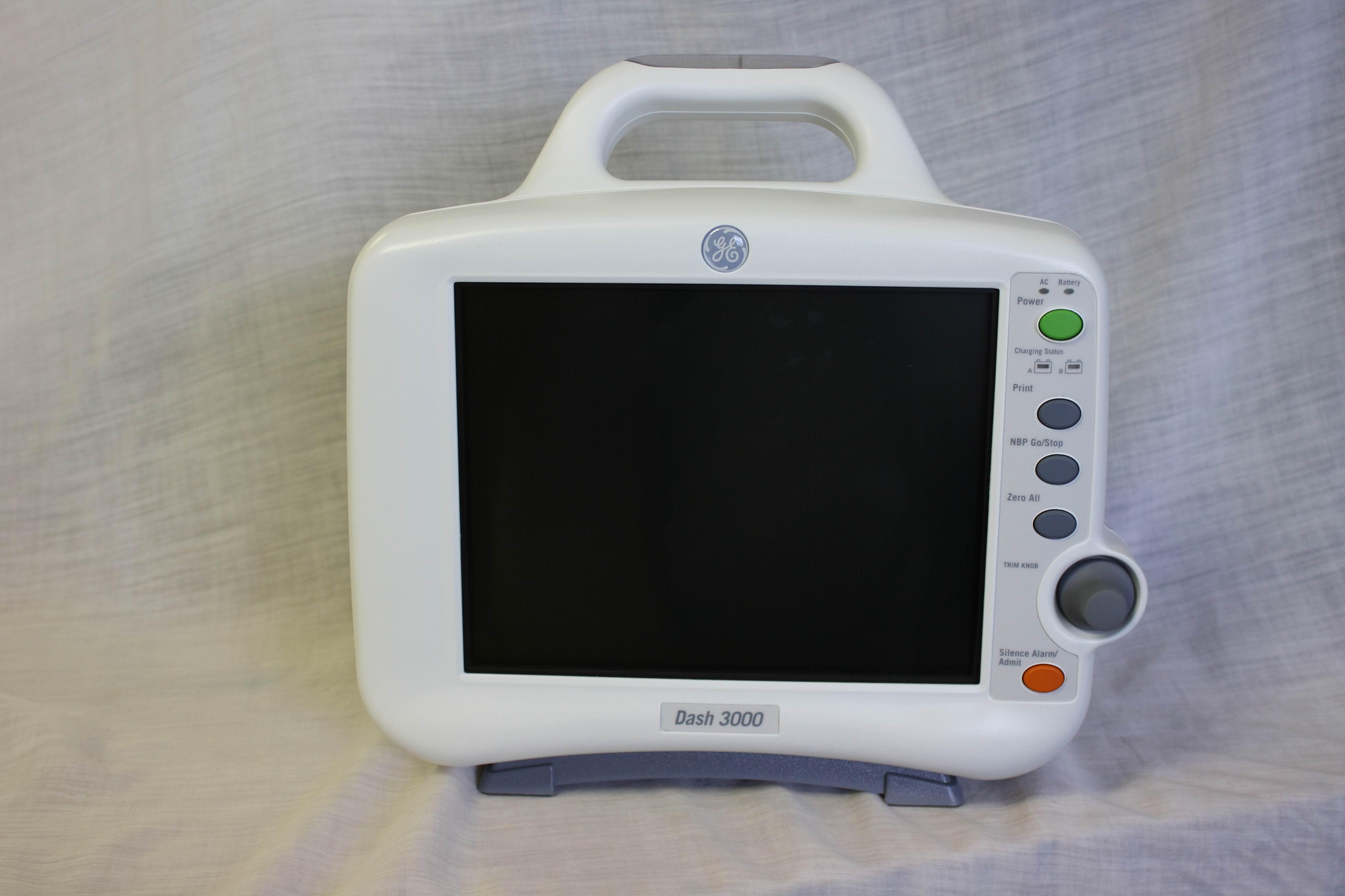 Dash Monitor