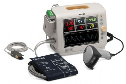 Biomedical Patient Monitor