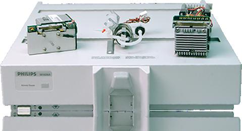 Philips M1026A Gas analyzers